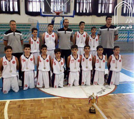 تیم بسکتبال تهران